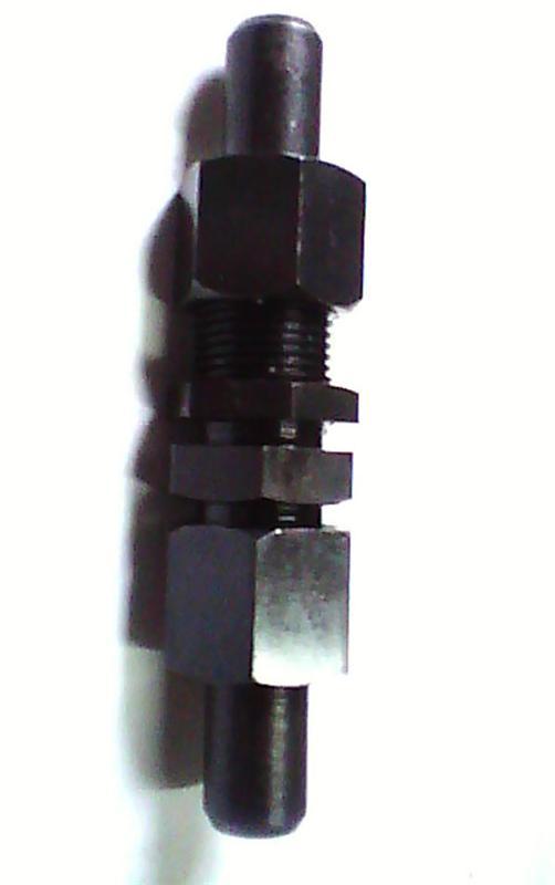 焊接式接头