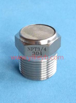 钢制消声器