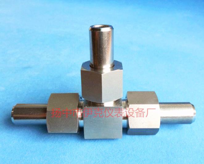 对焊接式管接头(三通)