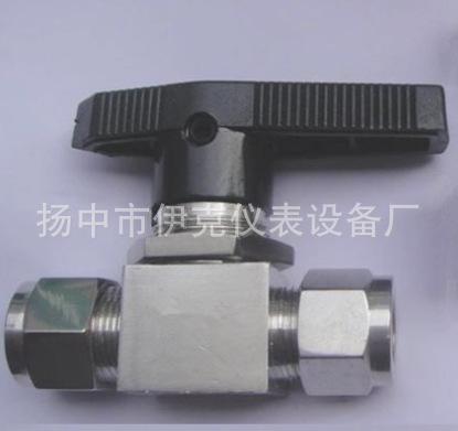YZQ-1A Q81SA-64型卡箍式球阀