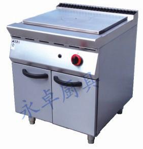 法式燃气热铁板炉连�h炉 GH-783A-2/793A-2