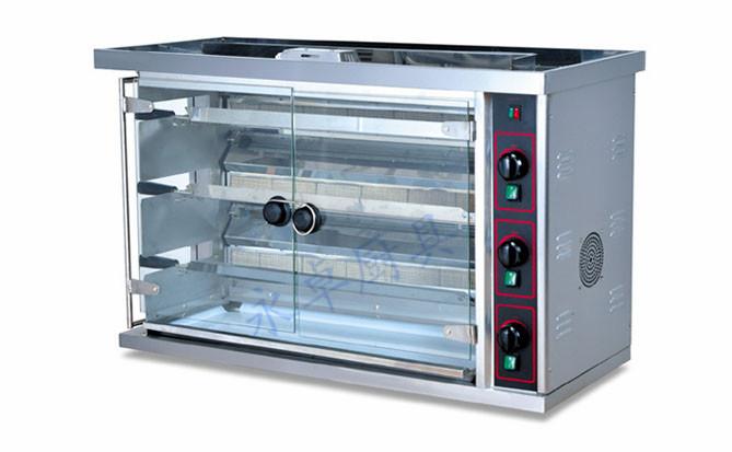 燃气烤鸡炉(3-8层)