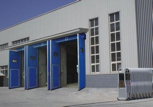 沧州工业折叠门