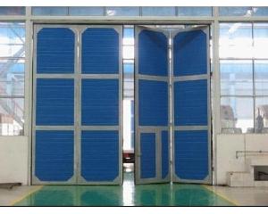 工业折叠门的用途