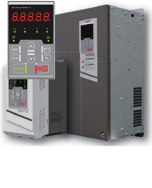 EM600闭环变频器