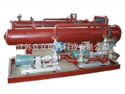 防爆循环电加热系统