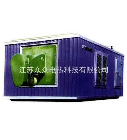 电加热器三元体