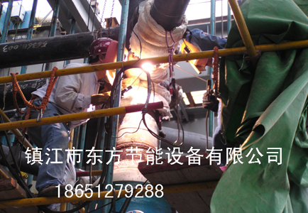连接管焊接