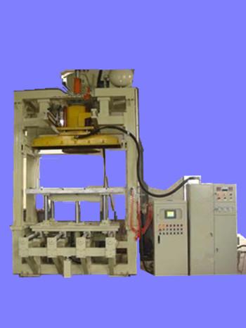 水平分型冷芯盒射芯机