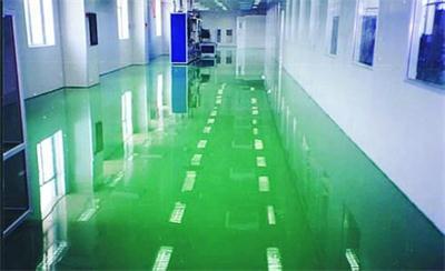 水性环氧地坪漆施工