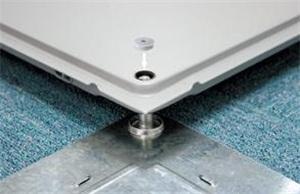 全智能OA架空线槽地板