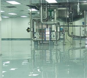环氧树脂玻纤自流平地坪