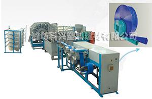 PVC特制高强度涂塑水带生产线