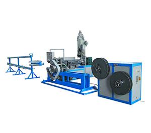 山东PVC钢丝增强软管生产线