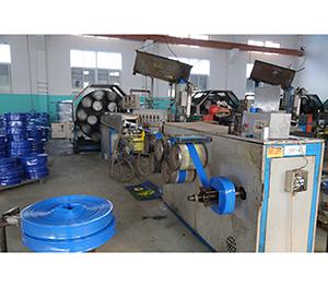 潍坊PVC涂塑水带生产线
