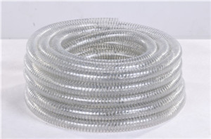 PVC钢丝软管价格