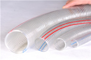 潍坊PVC钢丝软管