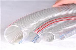 江苏潍坊PVC钢丝软管