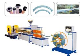 PVC钢丝软管生产机械