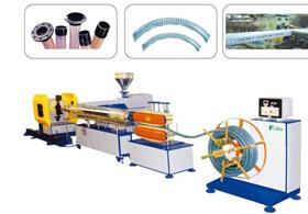 PVC钢丝增强软管生产机械