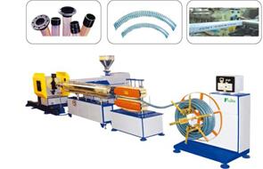 PVC纤维增强软管生产机械