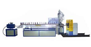 PVC钢丝软管生产线