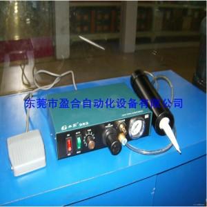 Silicone manual dispenser