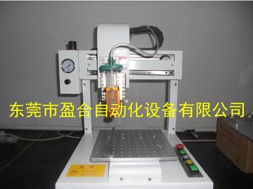臺式400行程自動點膠機