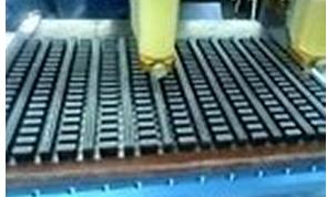 东莞变压器磁芯点胶机视频