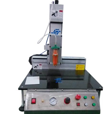 Automatic gantry dispensing machine