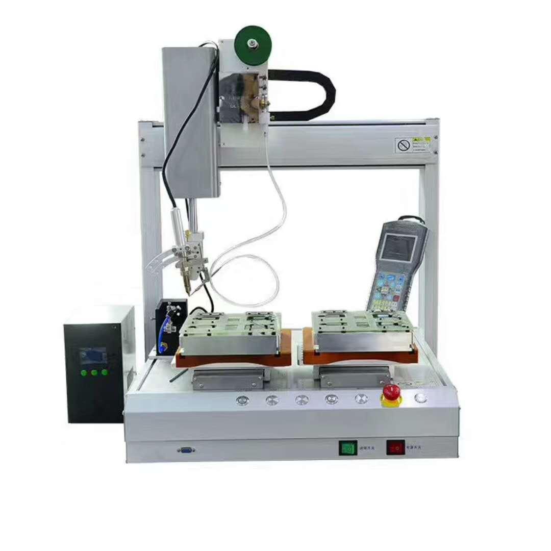 Double liquid AB automatic dispensing machine
