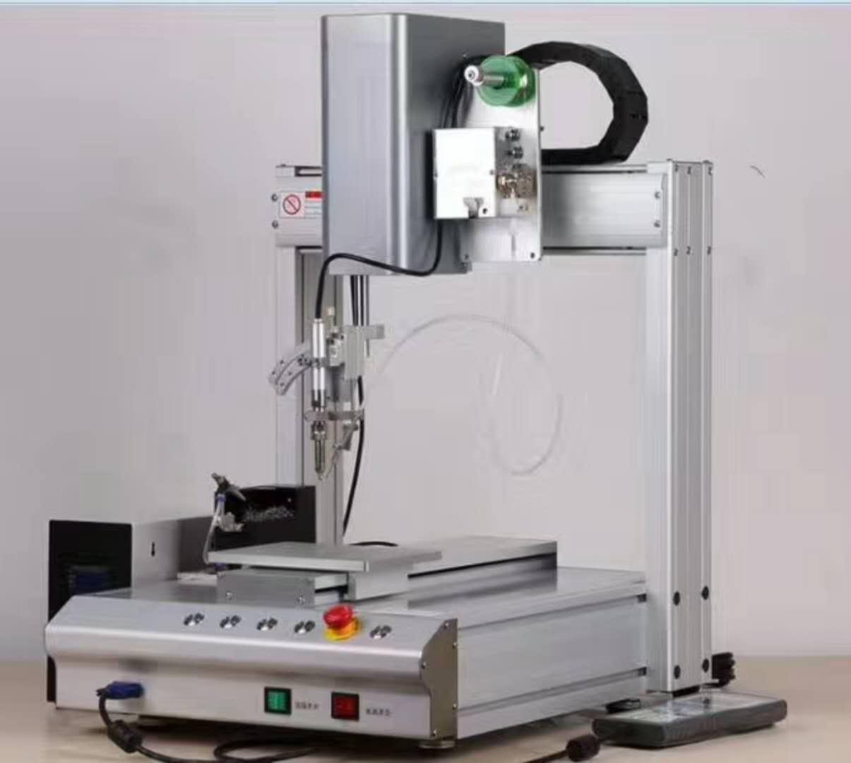 usb全自动焊锡机