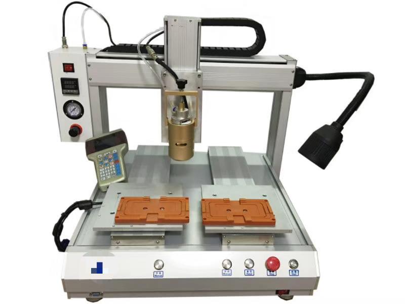 单轨自动焊锡机