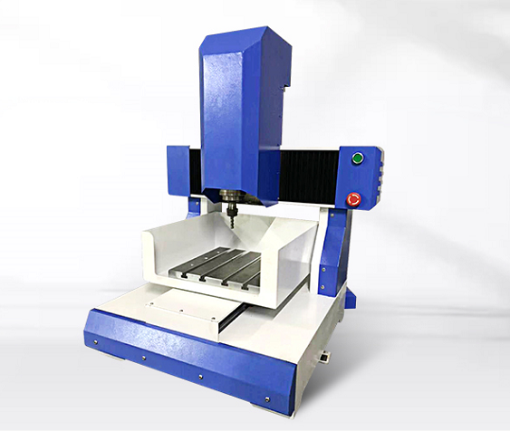 Table top engraving machine