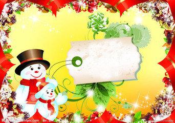 圣诞贺卡印刷