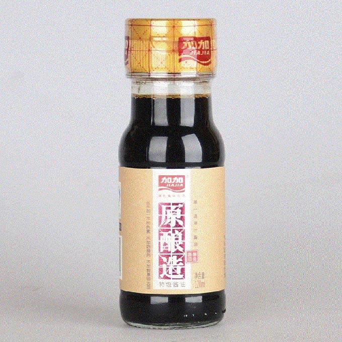 昆明原酿造酱油批发 120ml