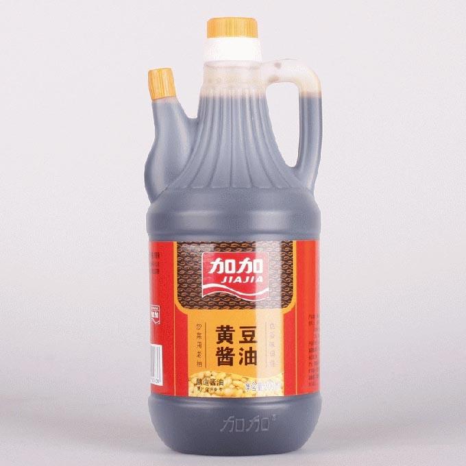 加加黄豆酱油800ml