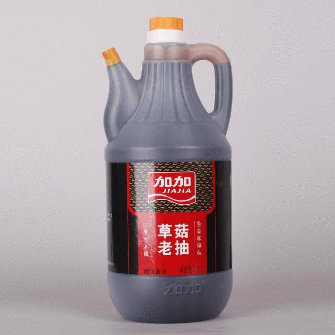 云南草菇老抽酱油批发价格