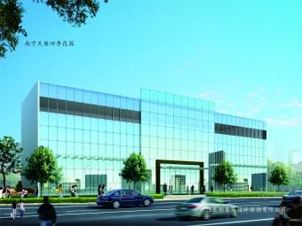 南宁玻璃幕墙工程