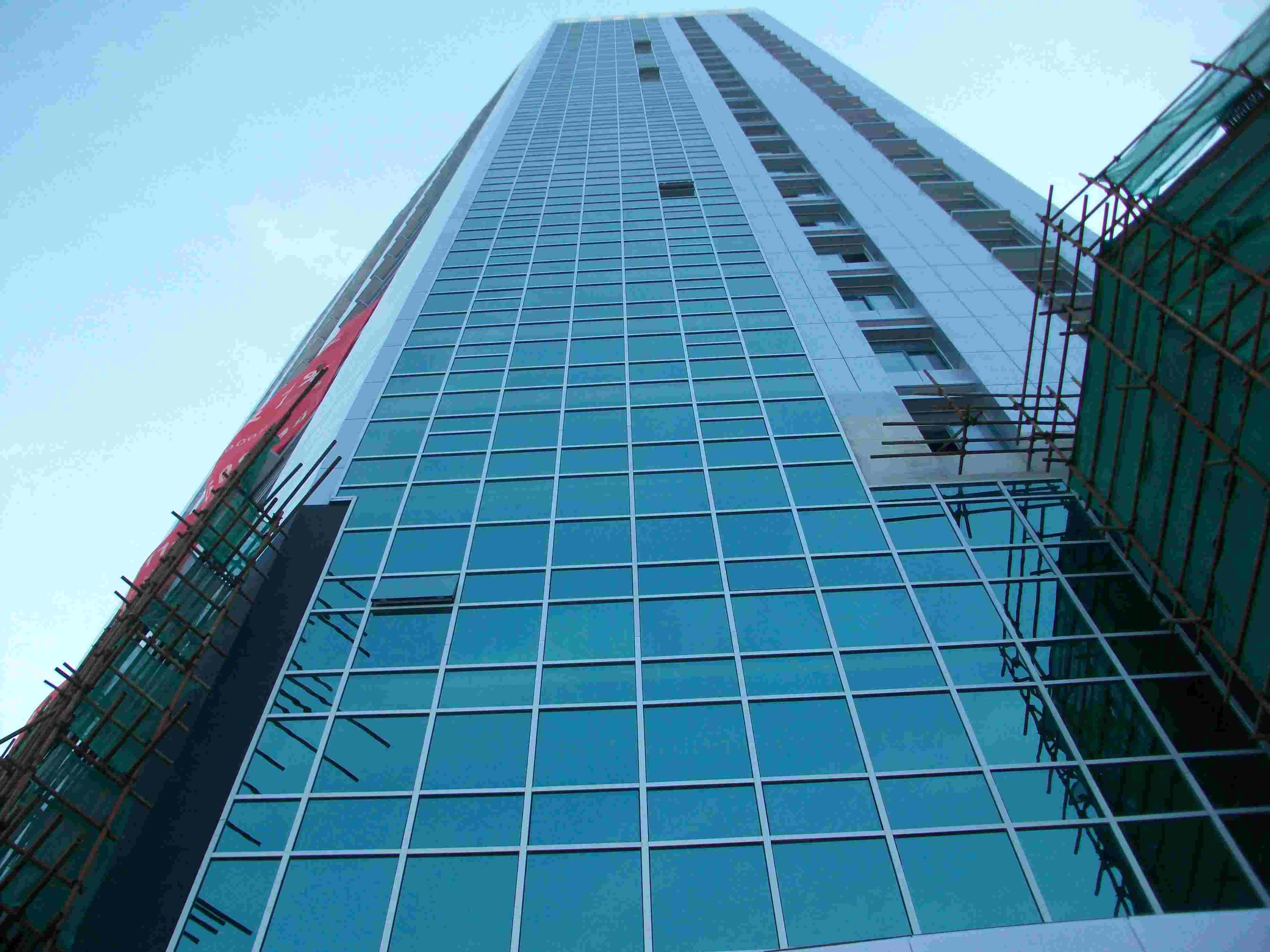 南寧玻璃幕牆設計