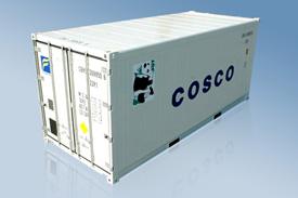 集装箱冷藏运输