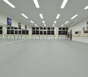 舞台地板施工