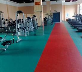 防滑PVC地板