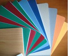 PVC地板革厂