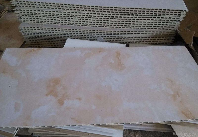 环保竹木纤维集成墙板生产厂家