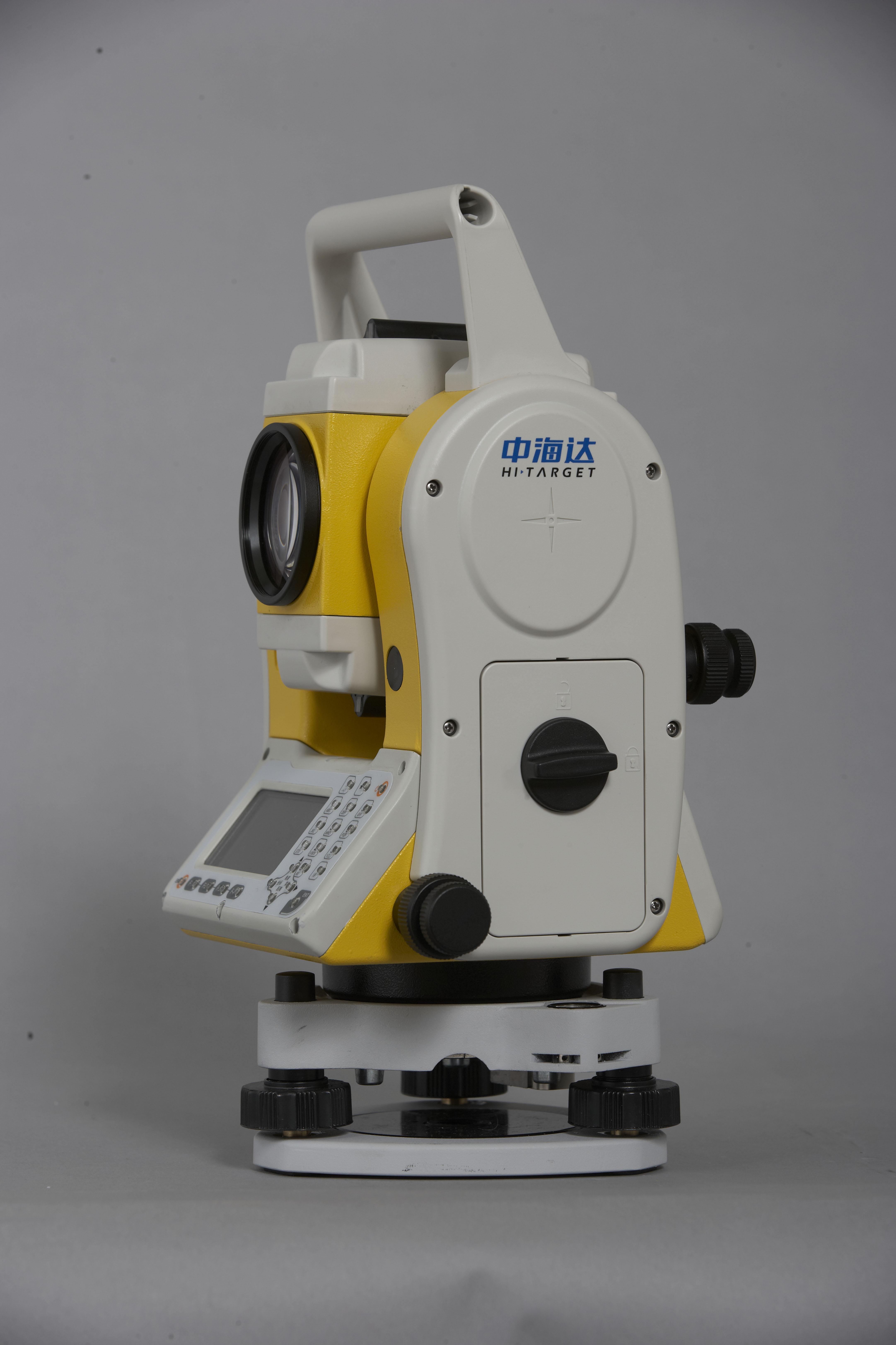 中海达小型化免棱镜全站仪