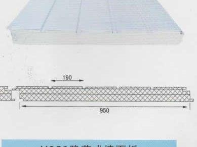 【全】彩钢板行业的持续发展 石家庄彩钢厂的生产细节
