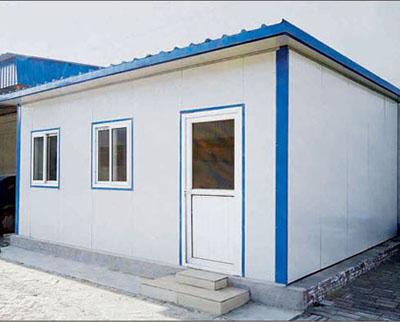 【热】石家庄活动房搭建用彩钢板更好 活动房的生产材料