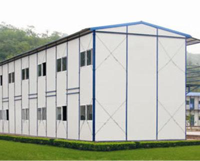 石家庄岩棉板厂家彩钢活动房环保节能 石家庄集装箱活动房应用广泛