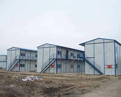 石家庄活动房彩钢活动房隔热保温 石家庄集装箱活动房成主流产品